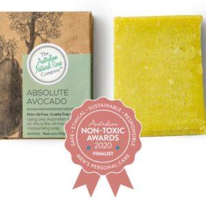 australian-natural-soap-company-absolute-avocado-bar-soap-non-toxic-awards